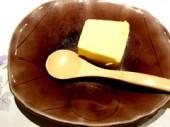 デザート パッションフルーツのムース
